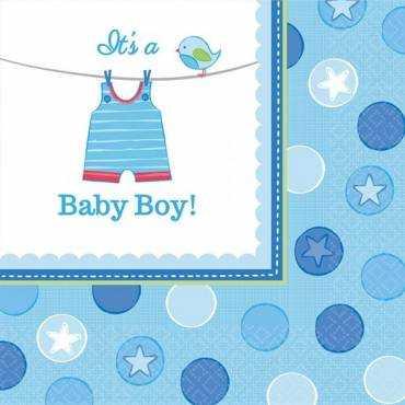 Chá de bebé – menino