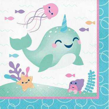 Baleia Unicórnio
